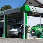 Automyčka STAR, Blansko (EZS,CCTV)